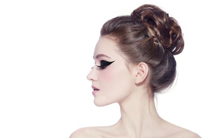Makijaż Oczu Kocie Oczy Makijaż Wieczorowy Krok Po Kroku
