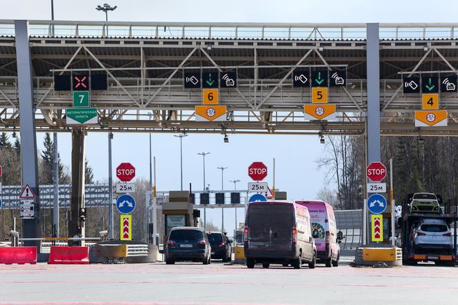 ab3efdf093bad Samoobsługowe bramki stanęły na autostradzie A4 - Super Express