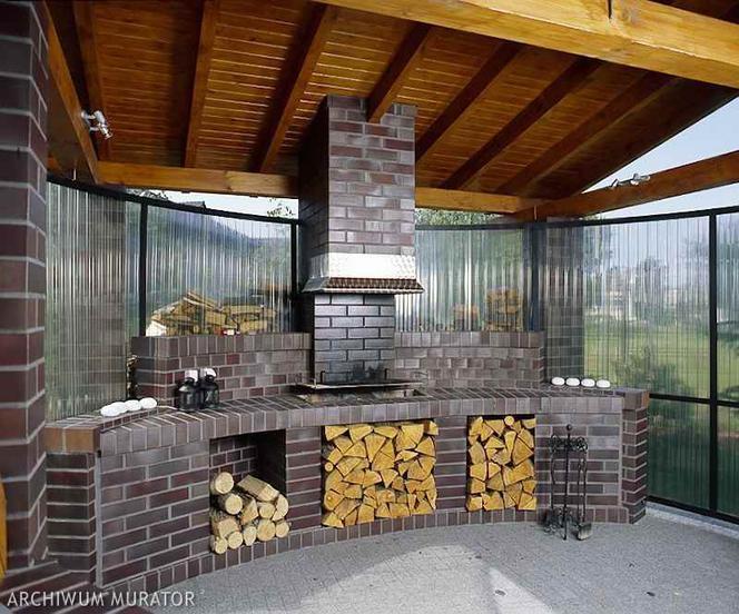 Grill Ogrodowy Jak Zbudować Grill Z Cegieł Lub Kamienia W