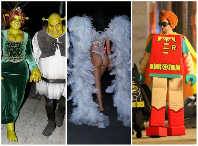 Halloween 2018 - the best stars celebrities