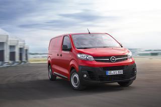 Oto Nowy Opel Vivaro Trzecia Generacja Vana Zmienila Sie Nie Do