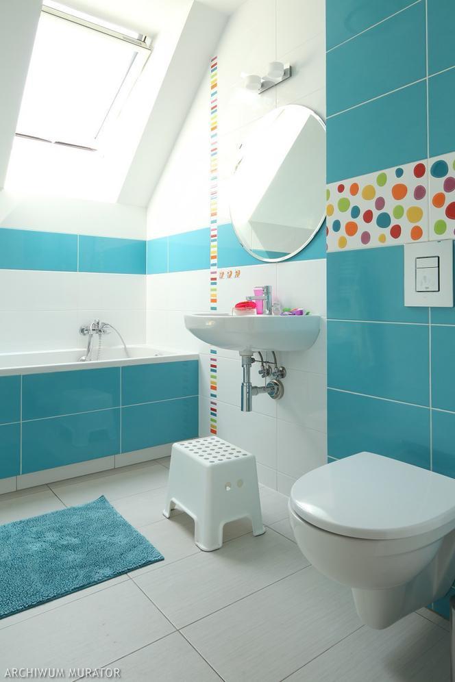 Niebieska łazienka Z Tęsknoty Za Morzem Zobacz Galerię