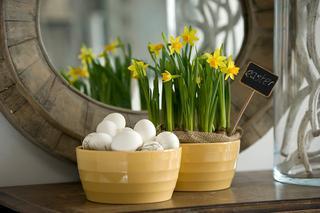 10 Prostych Pomysłów Na Wielkanocne Dekoracje Do Domu