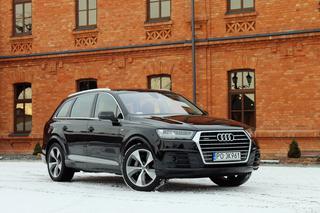 Test Nowe Audi Q7 30 Tfsi V6 Quattro Tak Zmieniło Się Q7 W