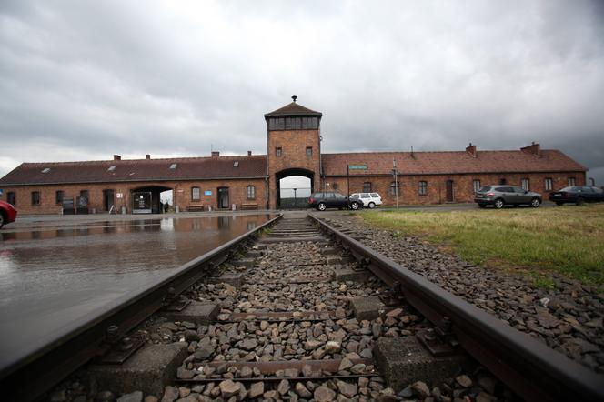 Tyskland i Auschwitz
