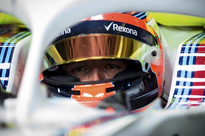 Robert Kubica kierowcą wyścigowym Williams Racing