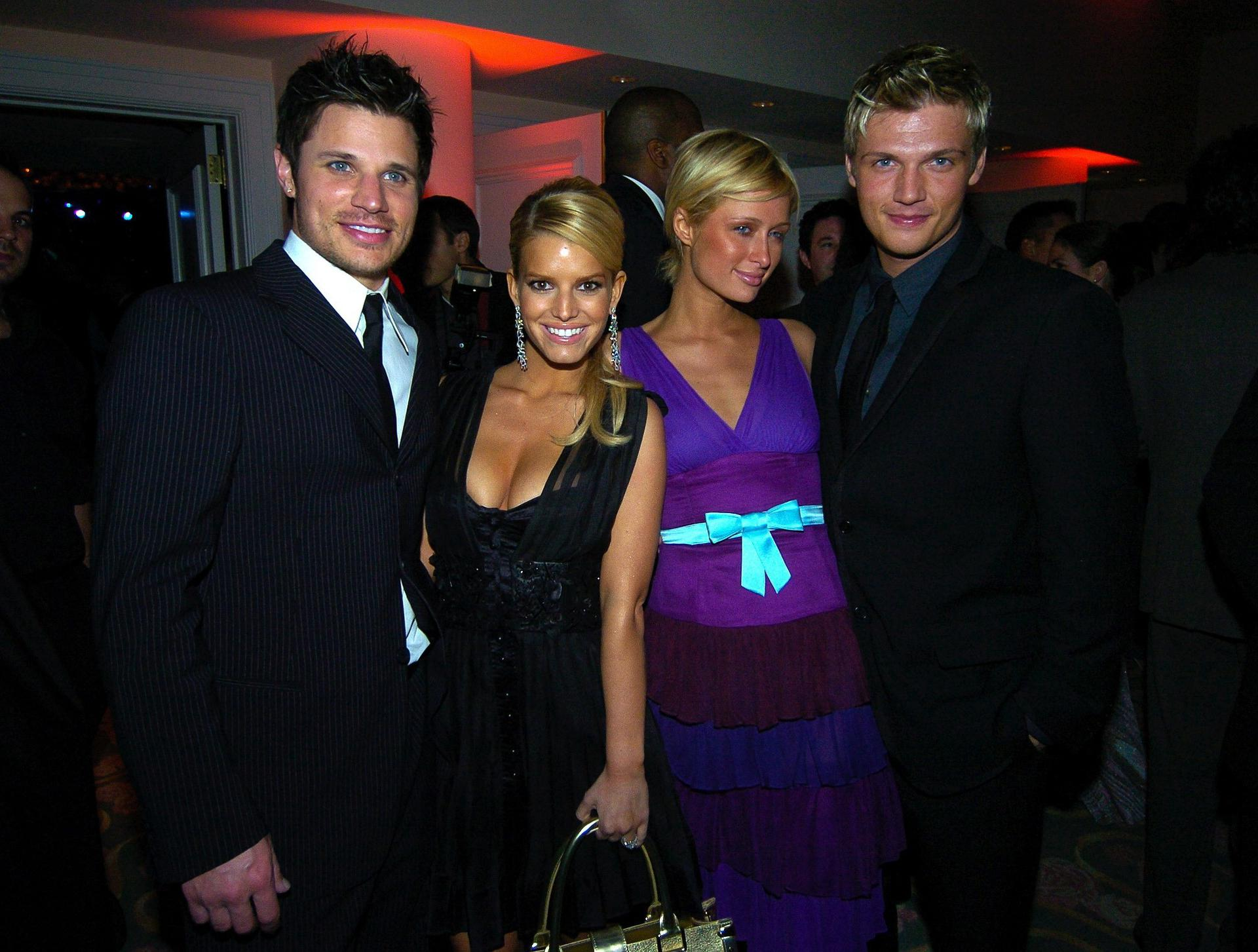Paris Hilton i Nick Carter