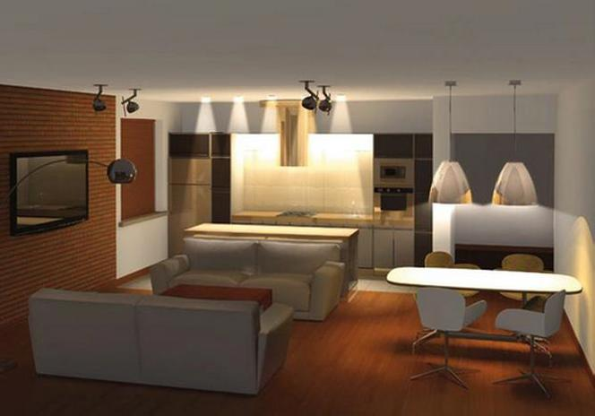 Lampy Sufitowe Led Halogeny Jakie Oświetlenie Salonu