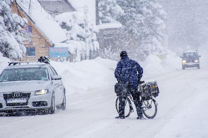 Pogoda Styczeń 2019 Ostrzeżenia Imgw Przed śniegiem I Ostrym Mrozem