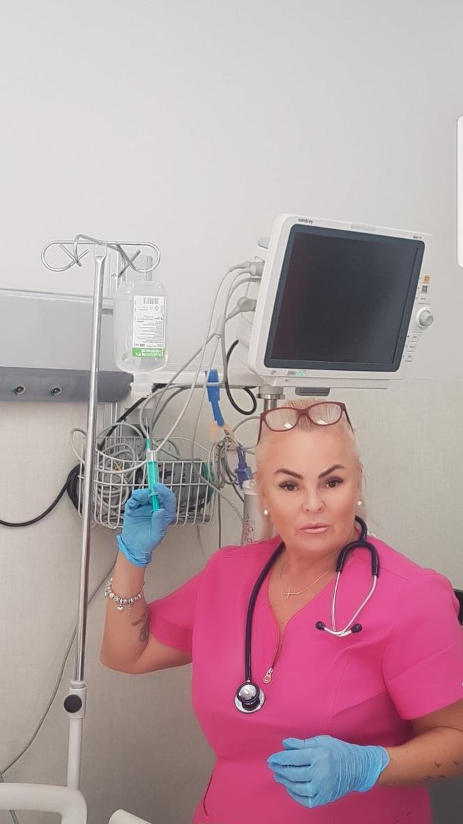 Pielęgniarka seks wideo