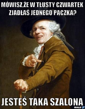 Tłusty Czwartek Najlepsze Memy żarty Ze święta Pączków Eskapl