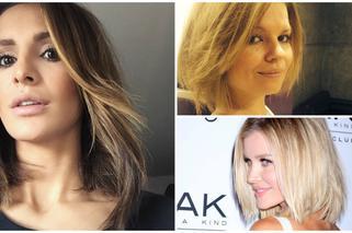 Krótkie Włosy To Hit Wiosny 2015 Gwiazdy Zmieniają Swoje