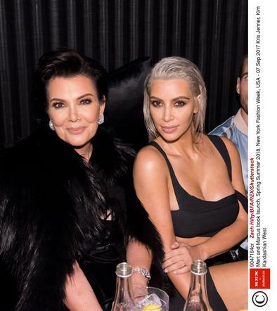 Kris Jenner Została Blondynką Pasuje Jej Zmiany Fryzury