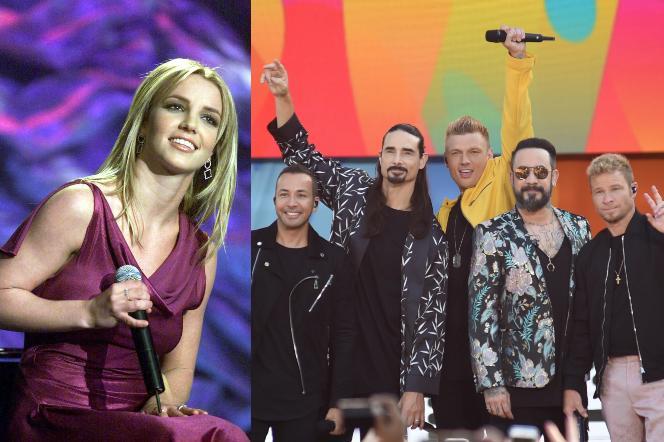 Britney Spears i Backstreet Boys w jednej piosence. To spełnienie marzeń każdego milenialsa! - ESKA.pl