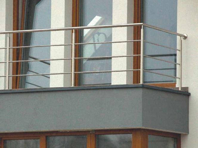 Wykończenie Balkonu Mocowanie Balustrady Jak To Zrobić