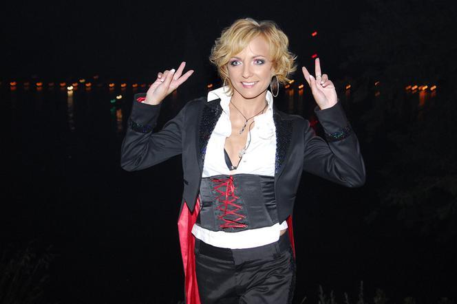 Tak Zmieniała Się Anna Wyszkoni 2005 Super Express