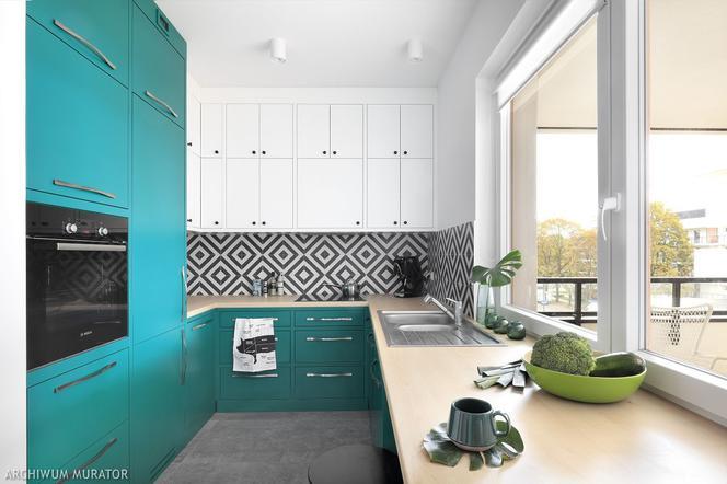 Niebieski Kolor W Kuchni 10 Aranżacji Nowoczesnych