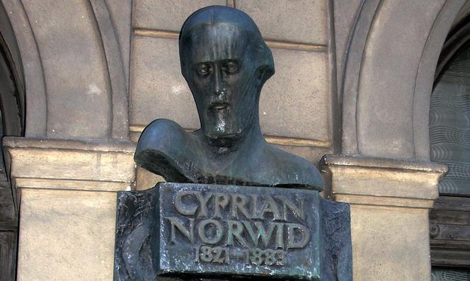 Cyprian Kamil Norwid Wybrane Wiersze Twórczość Biografia