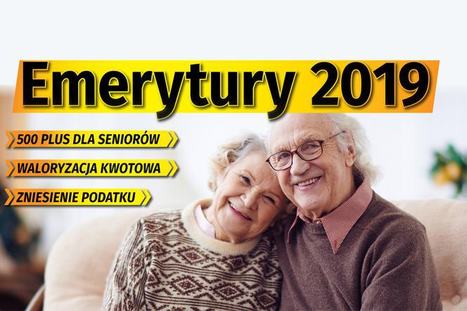 500 plus dla emerytów – na czym polega?