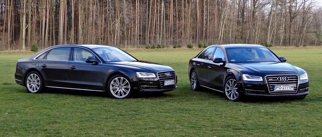 Test Audi A8 Lang V8 42 Tdi Quattro Po Liftingu Pierwsza Jazda