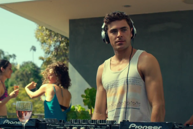 Zac Efron w We Are Your Friends