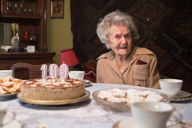 Najstarsza pianistka świata skończyła 109 lat