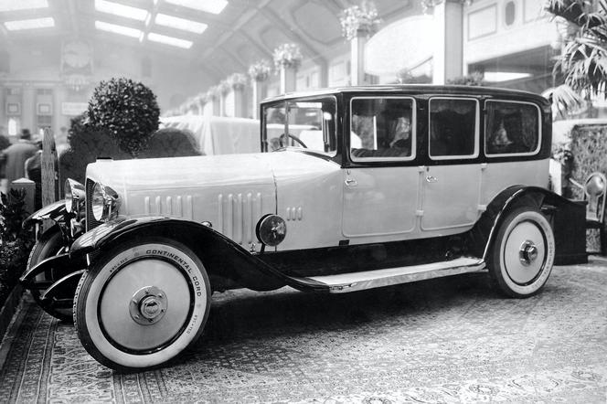 100 lat marki Maybach