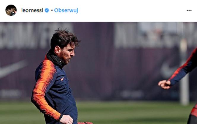 Leo Messi Został Ojcem Urodziło Się Trzecie Dziecko Leo