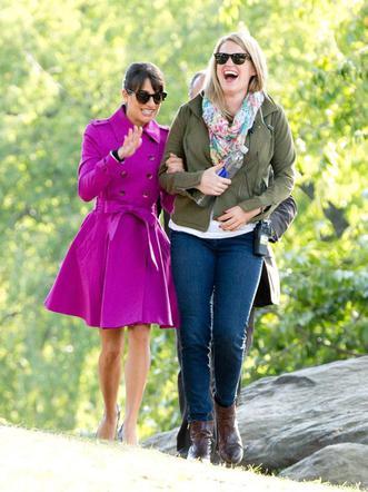 czy Lea Michele się już spotyka? Ross spotyka Laurę