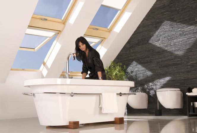 Wygodna łazienka Na Poddaszu 7 Projektów Jak Urządzić
