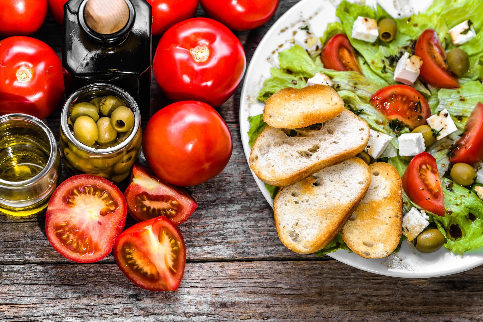 Dieta Srodziemnomorska Zasady Produkty Wskazane Jadlospis