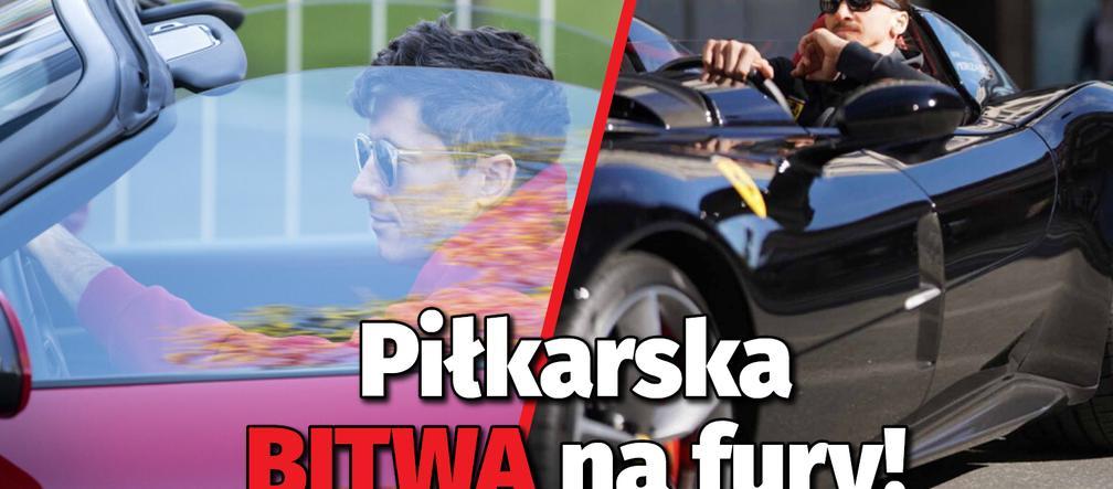 Bitwa na OBRZYDLIWIE drogie FURY - Lewandowski, Ronaldo i Ibrahimović   Futbologia - Super Express
