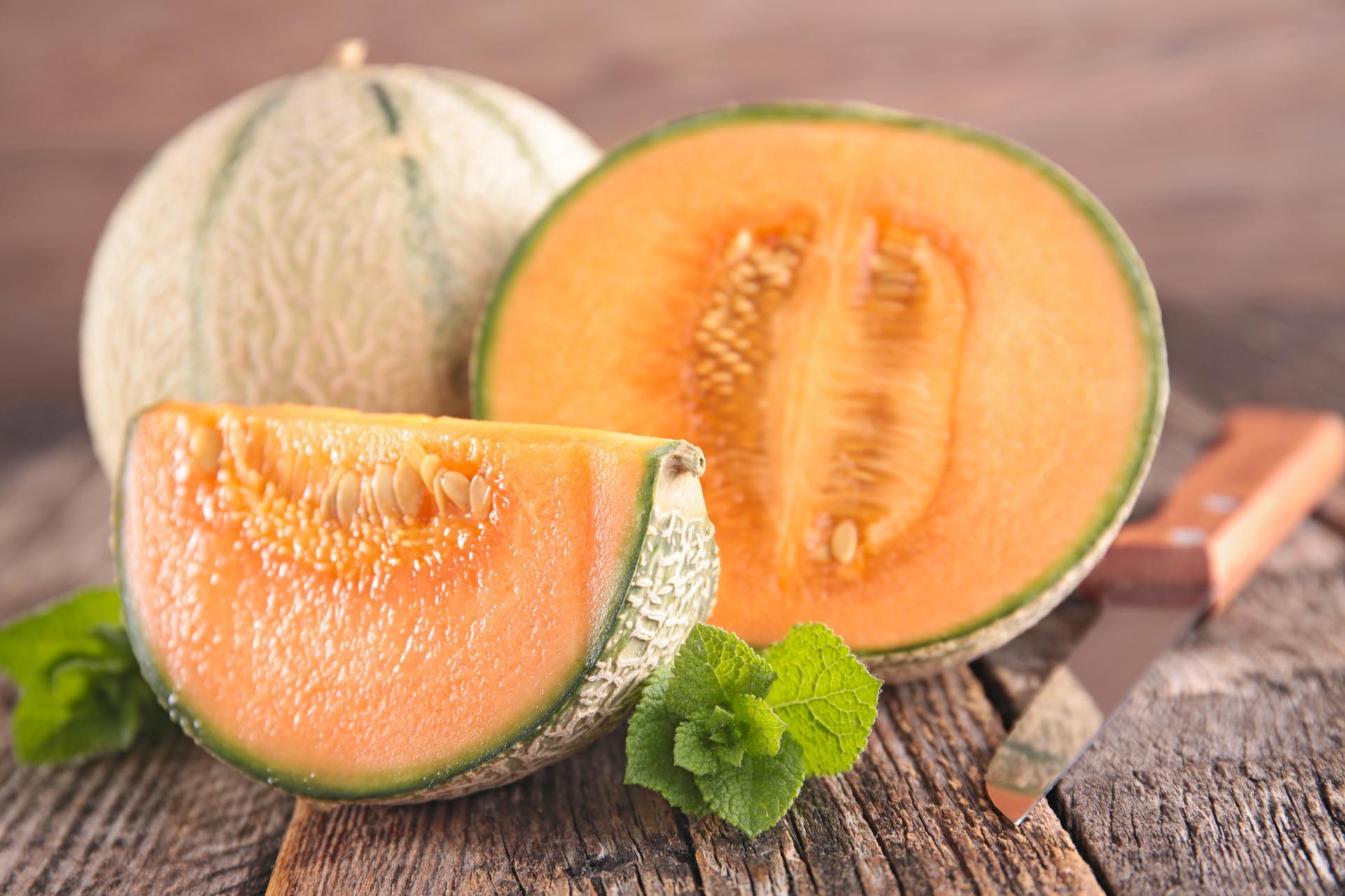 melon właściwości i wartości odżywcze jakie witaminy ma melon