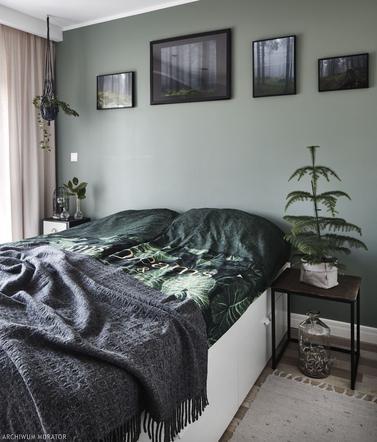 Kolory W Sypialni Inspiracje Na Kolory ścian I Dodatków