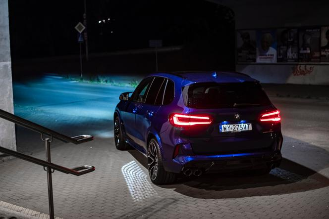 BMW X5 M Competition 4.4 V8 TwinPower Turbo M xDrive