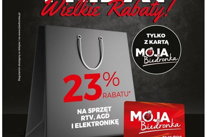 Czarny Piątek 2017 Biedronka Ze Specjalną Ofertą Na Black Friday