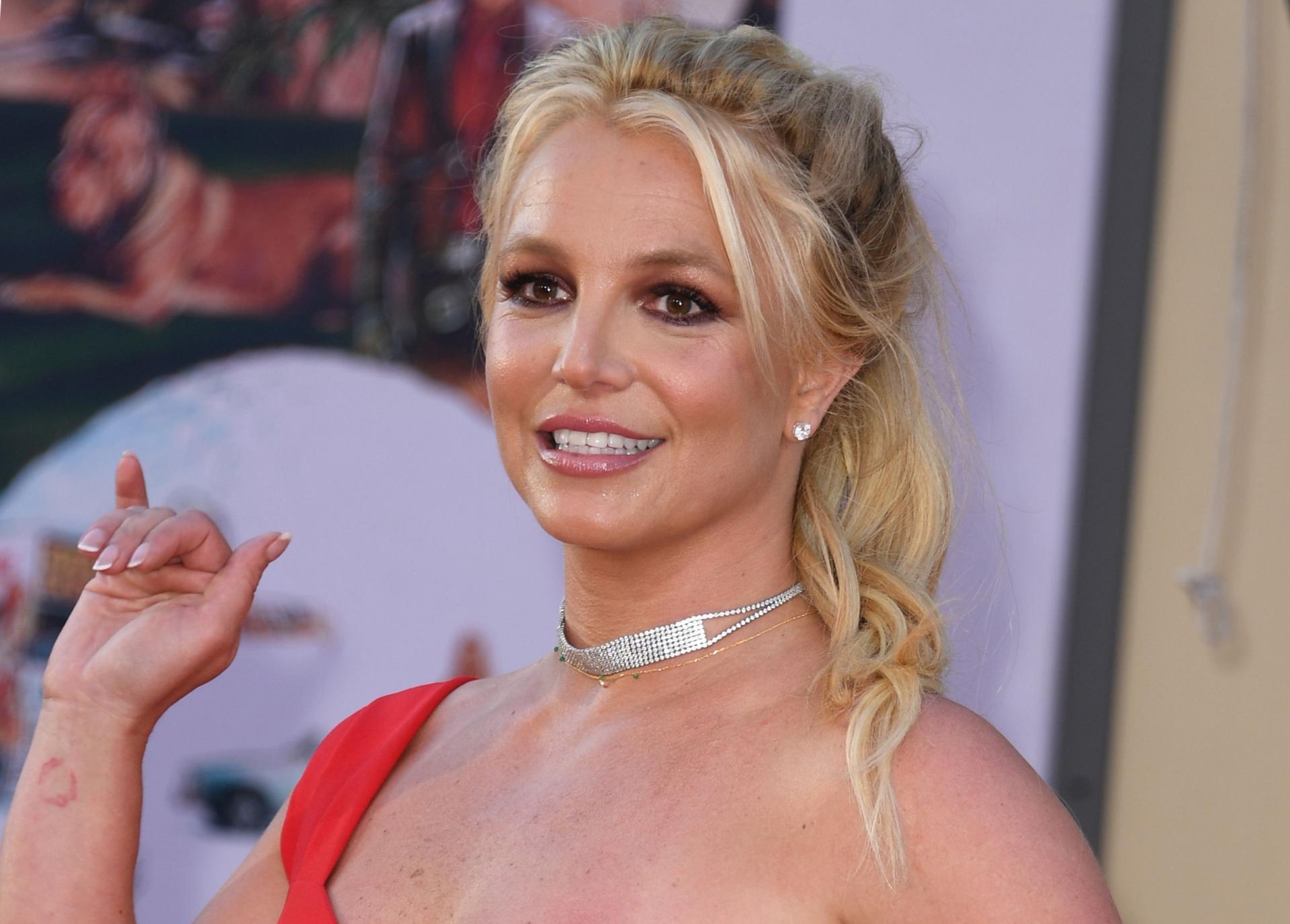 Britney Spears świętuje urodziny z ukochanym. Fani zaniepokojeni TYM zdjęciem - ESKA.pl
