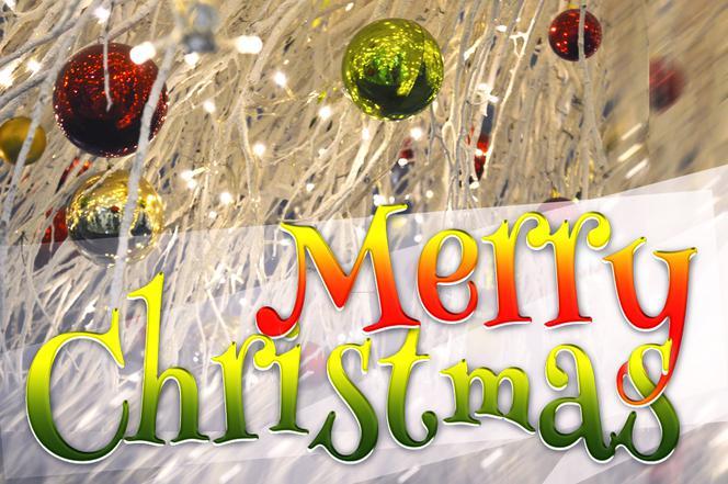 Wesołych świąt Napis Gif Obrazek Do Wysłania życzeń Na Boże