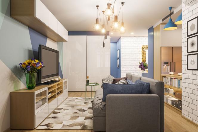 Małe Mieszkanie Jak Urządzić Aranżacja Małego Mieszkania