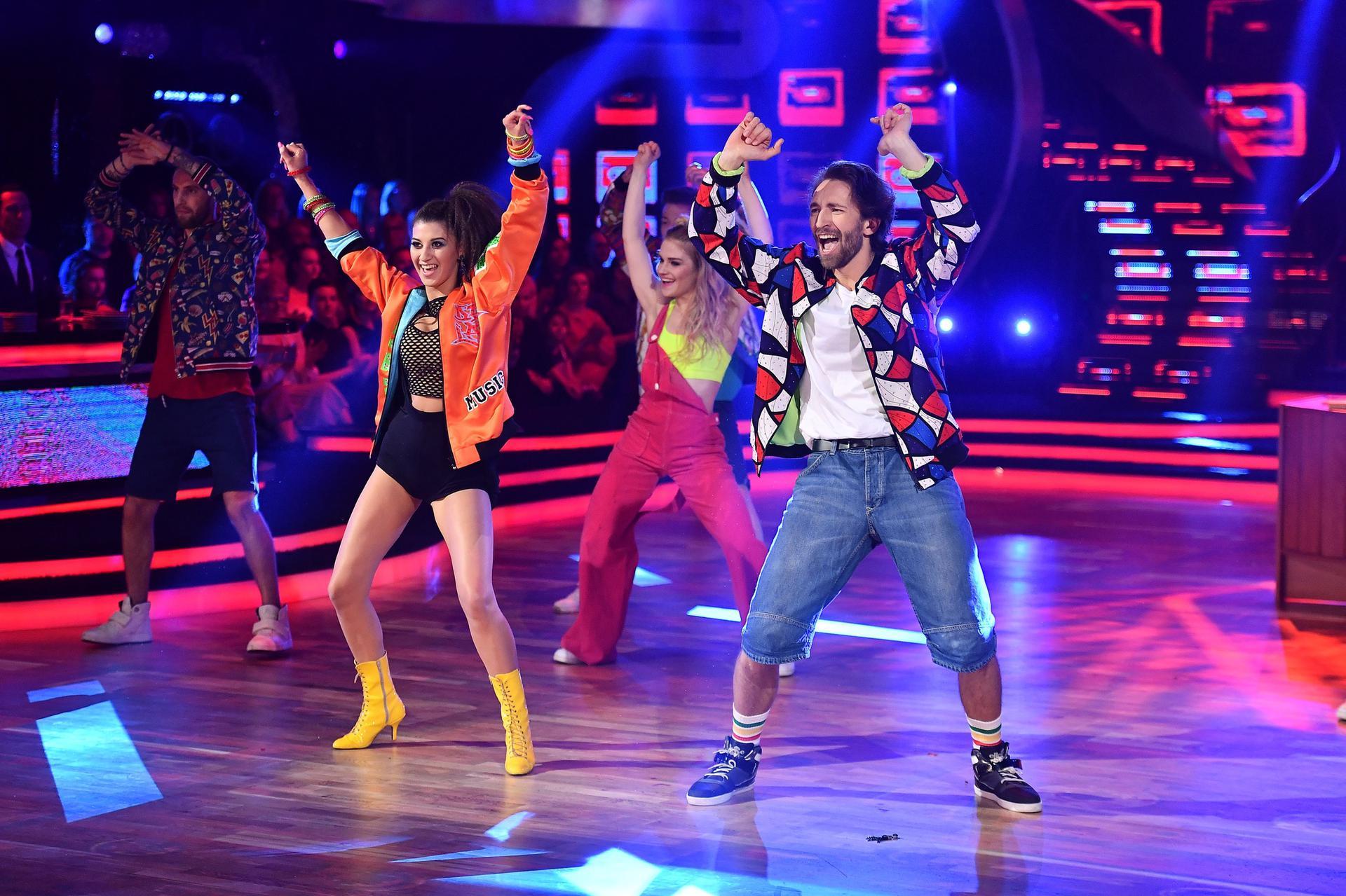 Tańczą z profesjonalistami z gwiazdami