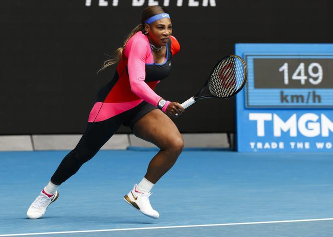 Serena Williams la Australian Open