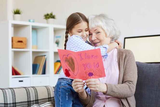 Mama i babcia seks