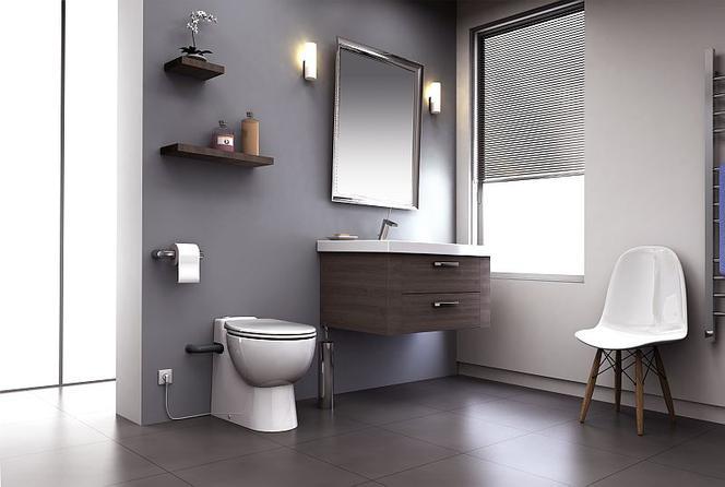 Pomporozdrabniacz łazienka Kuchnia Tam Gdzie Chcesz