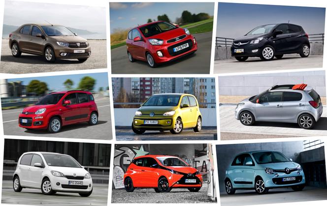 Świeże TOP 10 najtańsze fabrycznie nowe samochody na polskim rynku JA56