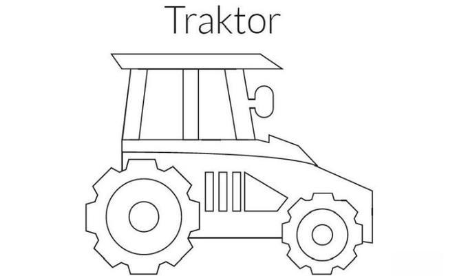 Kolorowanki Traktory Malowanki Traktory Do Druku Mjakmama Pl