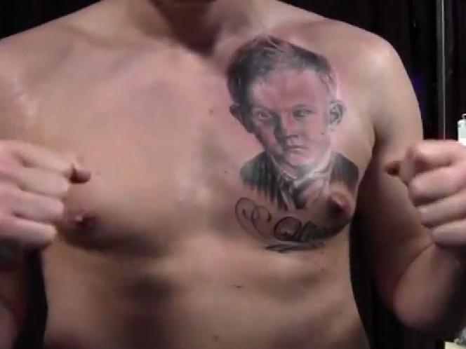 Nowy Tatuaż Mariusza Wacha Super Express