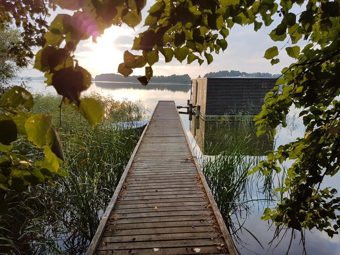 Коттеджи у озера