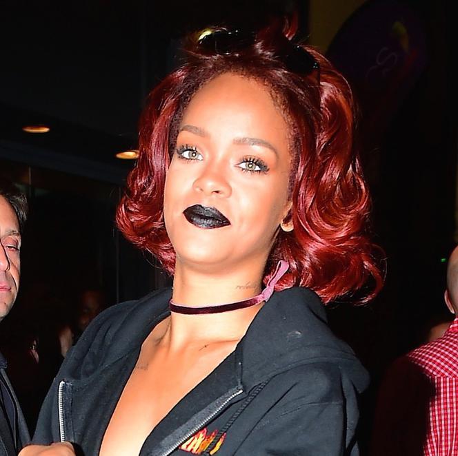 Rihanna Makijaż I Fryzura Zmieniły Ją Nie Do Poznania