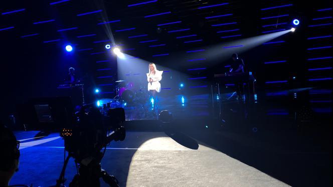 ¡Daria subió al escenario en ESKA Live!  Ver el fondo de la grabación del concierto