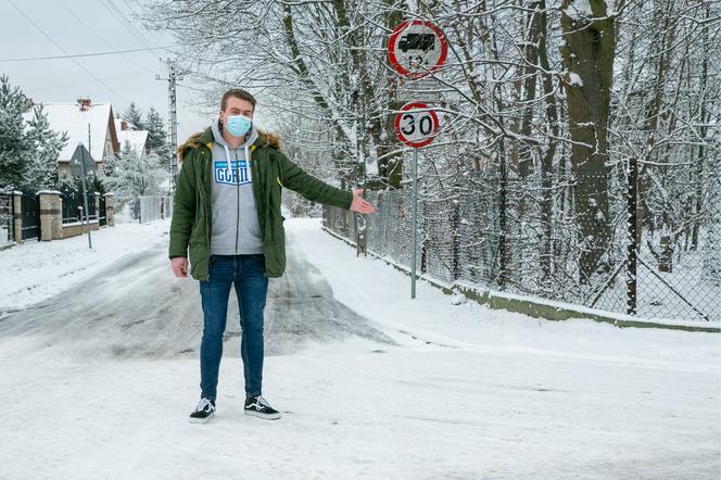 На поляка напали бандиты, а приехавшая полиция выписала ему штраф за отсутствие маски